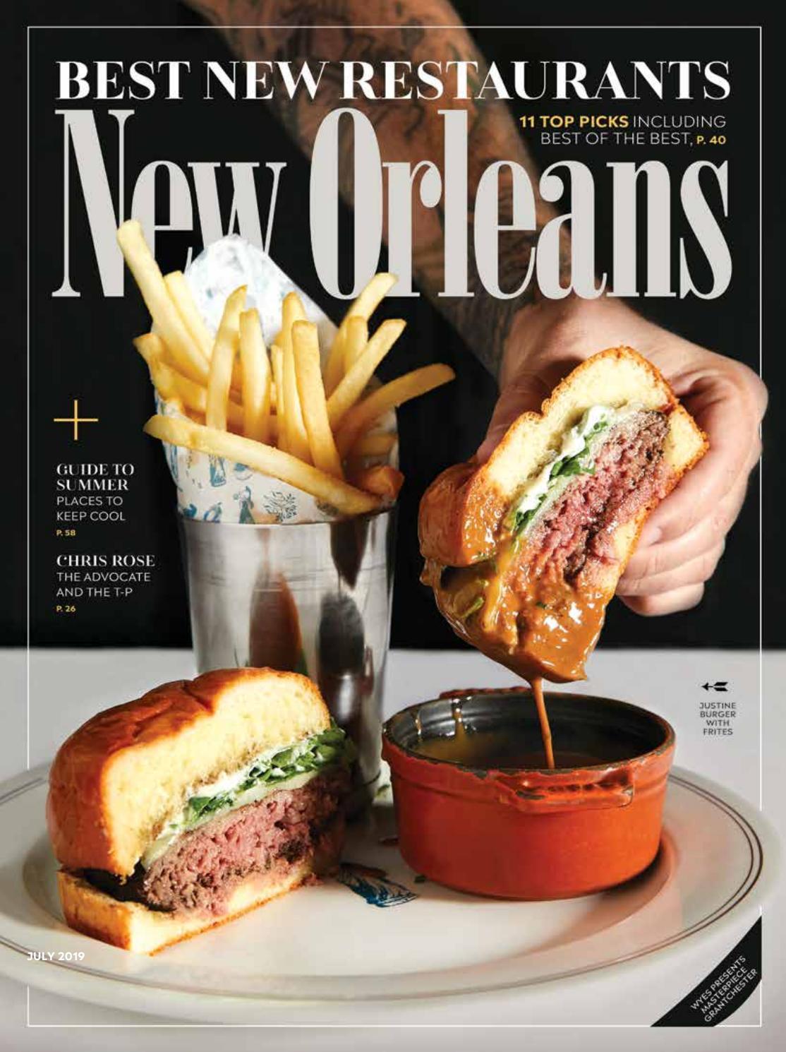 New Orleans Magazine July 2019 by Renaissance Publishing - issuu