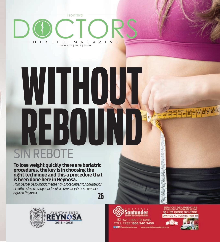 tratamientos para bajar de peso sin rebote delay