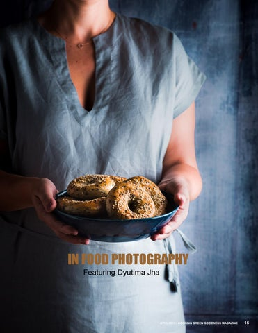Page 17 of IN FOOD PHOTOGRAPHY featuring Dyutima Jha