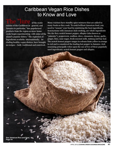 Page 43 of Caribbean Vegan Rice Dishes to Know and Love