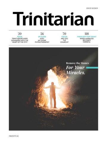 Trinitarian Magazine Issue 2/2019 by Trinity Christian