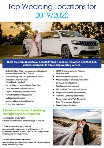 Page 6 of Top Wedding Location on the Sunshine Coast for 2019/2020 Brides