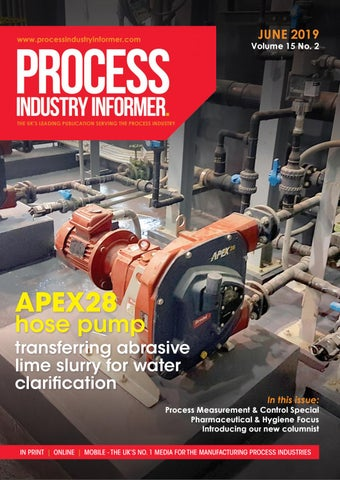 Process Industry Informer June 2019 by Process Industry