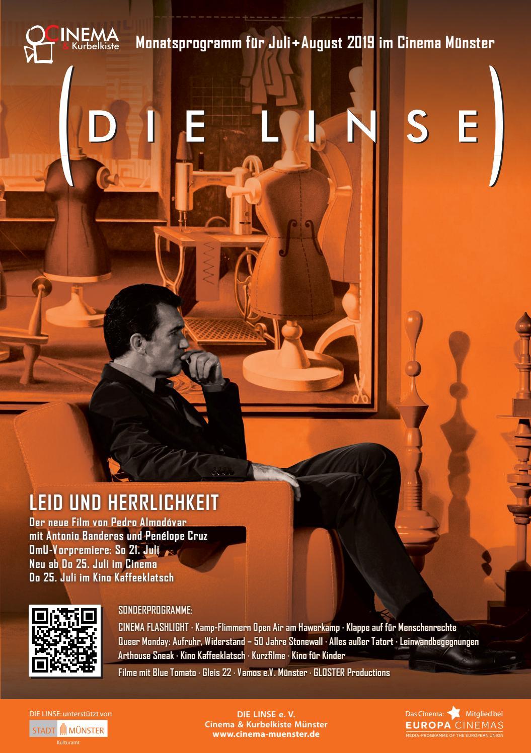 Die Linse Juli August 2019 By Cinema Filmtheater Issuu