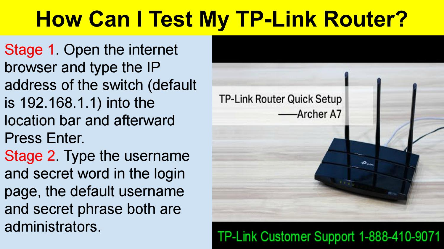 How Do I Boost My Internet Speed With Tp Link Router Tp Link Support 1 888 410 9071 By Markhabit121 Issuu