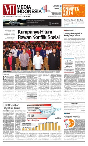 Media Indonesia 28 Mei 2014 by mediaindonesia - issuu
