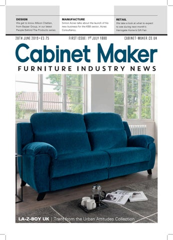 Remarkable Cabinet Maker 28Th June 2019 By Cabinet Maker Issuu Caraccident5 Cool Chair Designs And Ideas Caraccident5Info