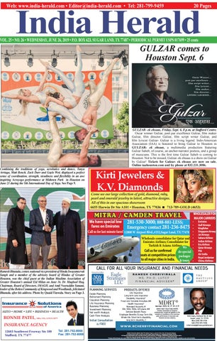 India Herald 062619 by Fort Bend Independent - issuu