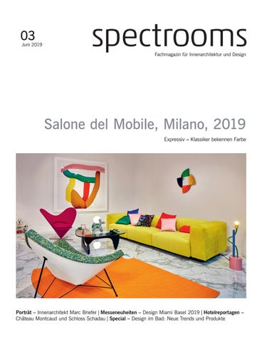 spectrooms 03 2019 by BL Verlag AG issuu
