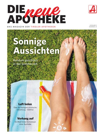Die neue Apotheke (Sommer 2019) by TARGET GROUP Publishing