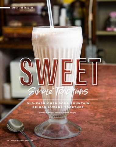 Page 12 of Point of Interest: Sweet Simple Traditions