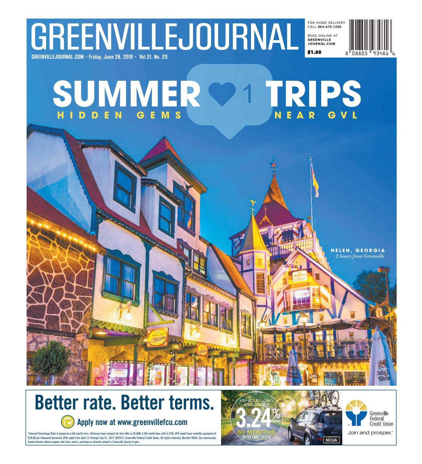 June 28, 2019 Greenville Journal by Community Journals - issuu