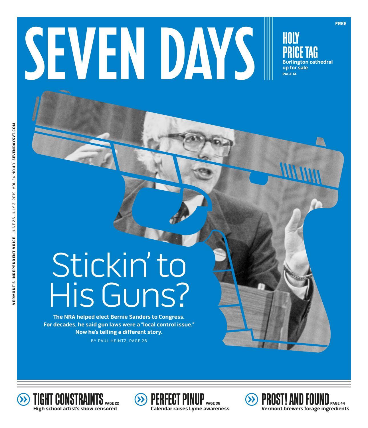 Seven Days, June 26, 2019 by Seven Days - issuu