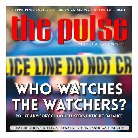 The Pulse 16 26 » June 27, 2019 by Brewer Media Group - issuu