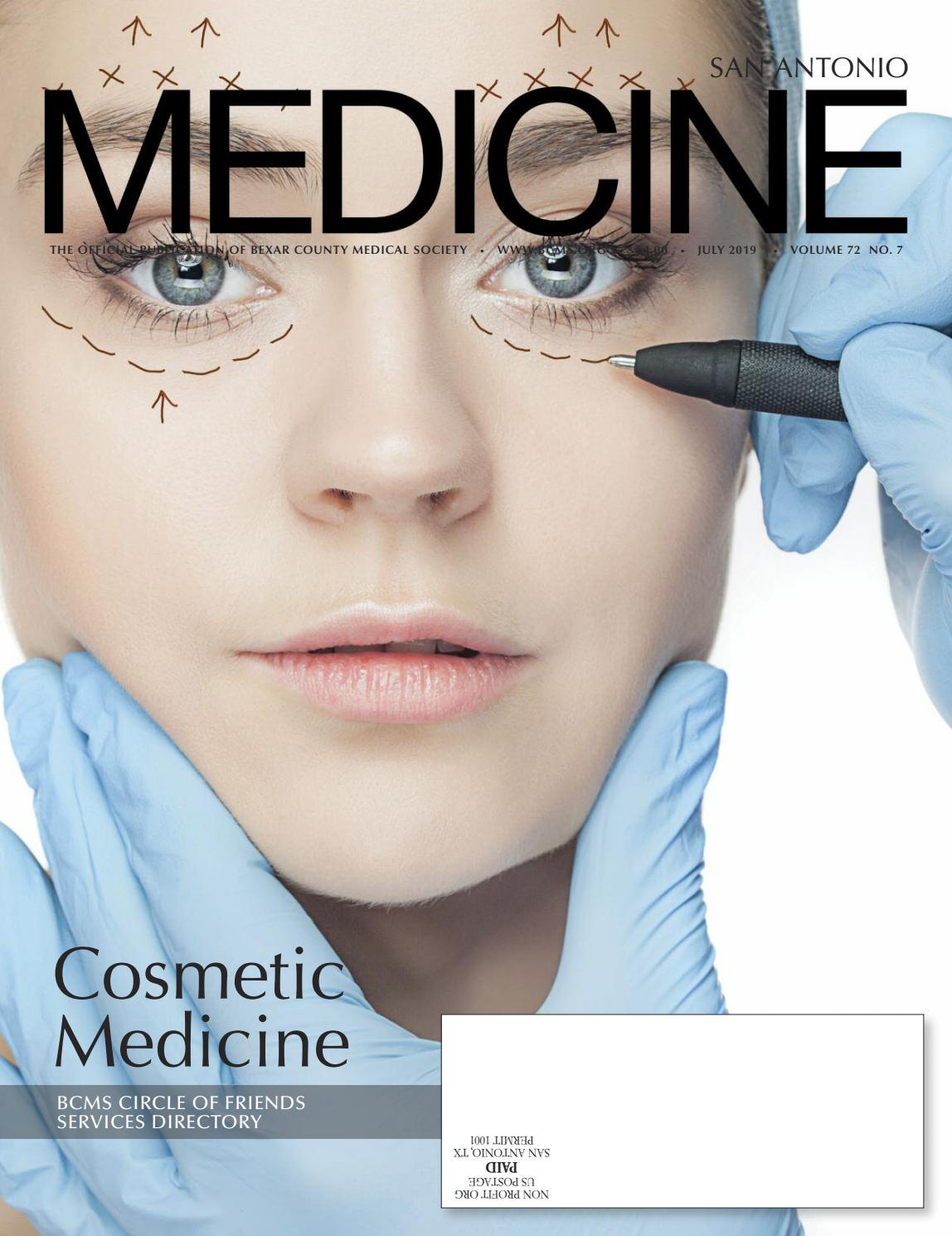 San Antonio Medicine July 2019 by Traveling Blender - issuu