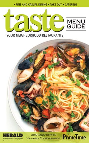 Menu Guide West By Richner Communications Inc Issuu