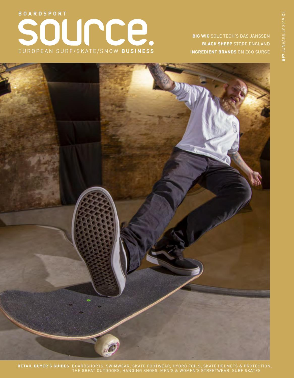 BoardSport Source, Issue 97, June July 2019 English by