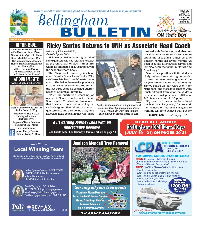 Bellingham Bulletin July '19 issue
