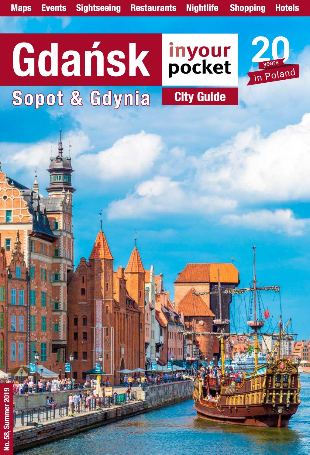 Gdansk In Your Pocket Summer 2019 By Poland In Your Pocket Issuu