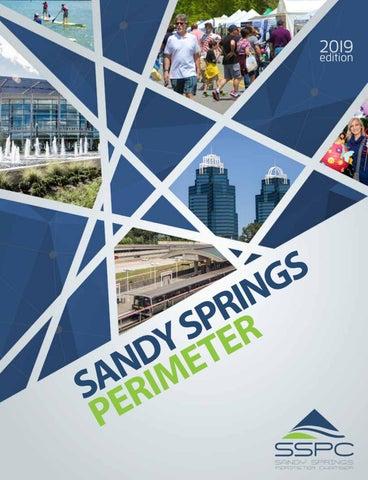SANDY SPRINGS PERIMETER CHAMBER GUIDEBOOK & MEMBERSHIP DIRECTORY