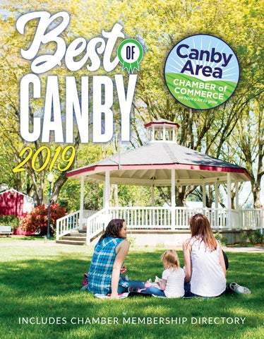 Best of Canby 2019 by MAP Publications - issuu