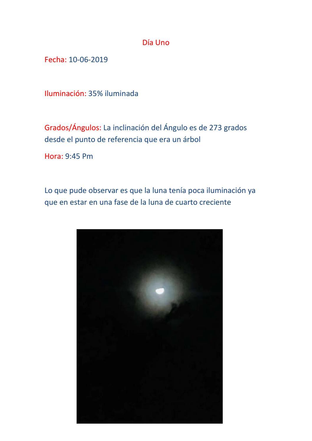 Ciclo Lunar by Pedro José Coyago Vargas - issuu