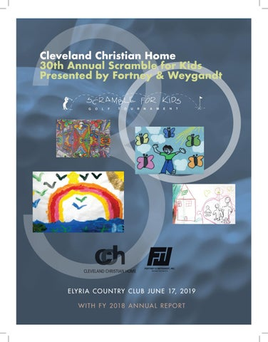 Cleveland Christian Home 2018 Annual Report by Live