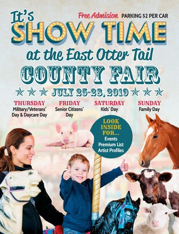 East Otter Tail County Fair by Detroit Lakes Newspapers - issuu