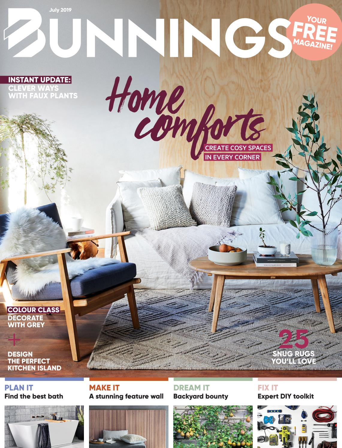 Bunnings Magazine July 2019 By