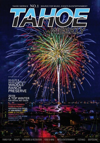 June 27 to July 3, 2019 by Tahoe Weekly - issuu