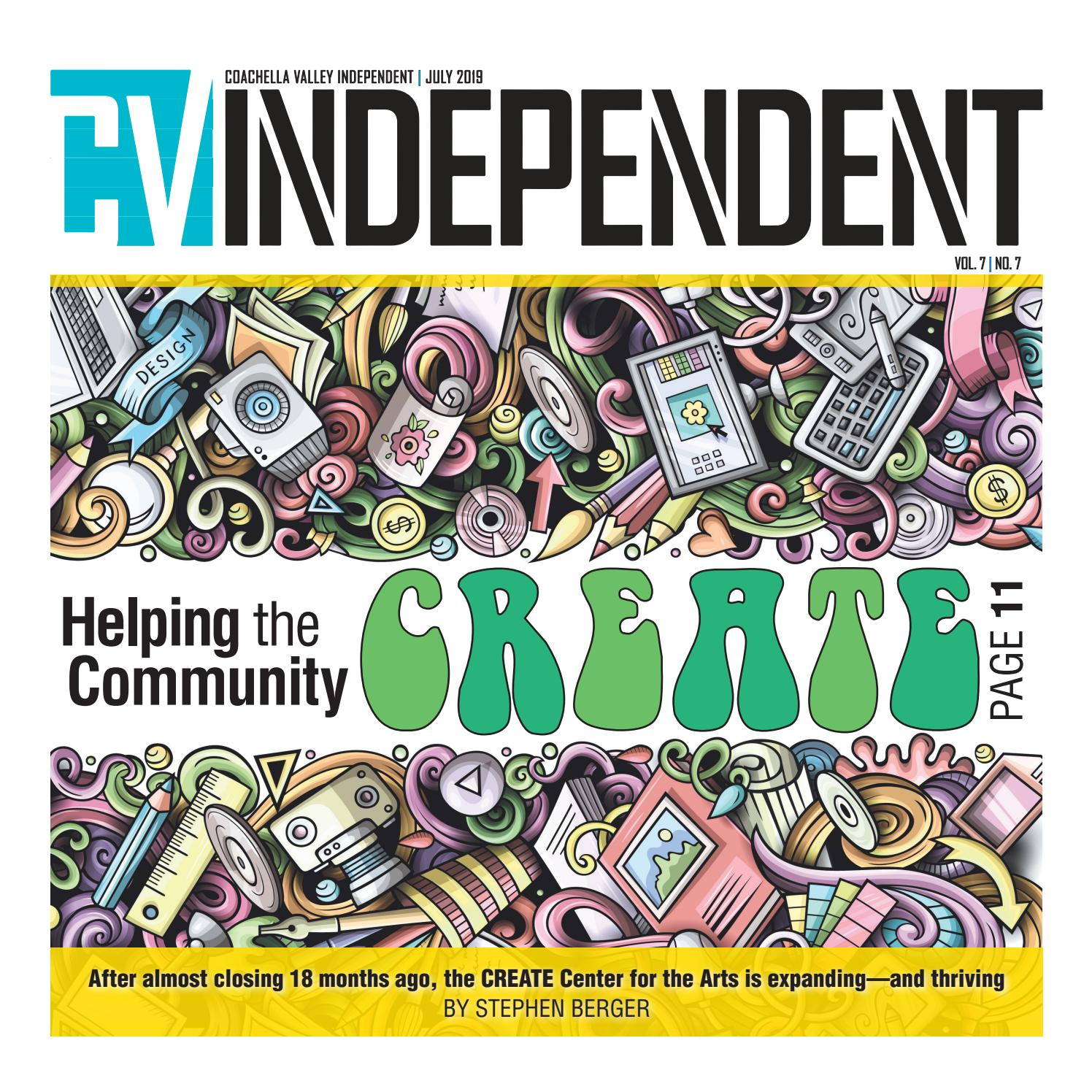 Coachella Valley Independent July 2019 By Coachella Valley Independent Issuu Know another solution for crossword clues containing dadaist jean? coachella valley independent july 2019
