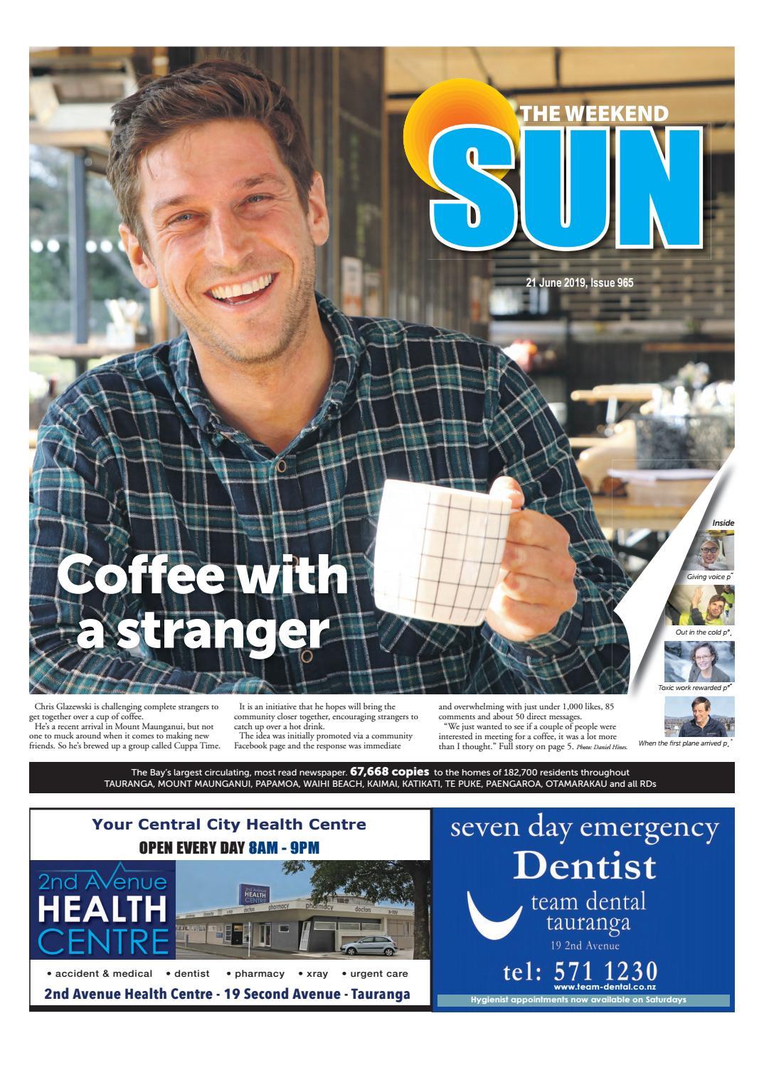 The Weekend Sun - 21 June 2019