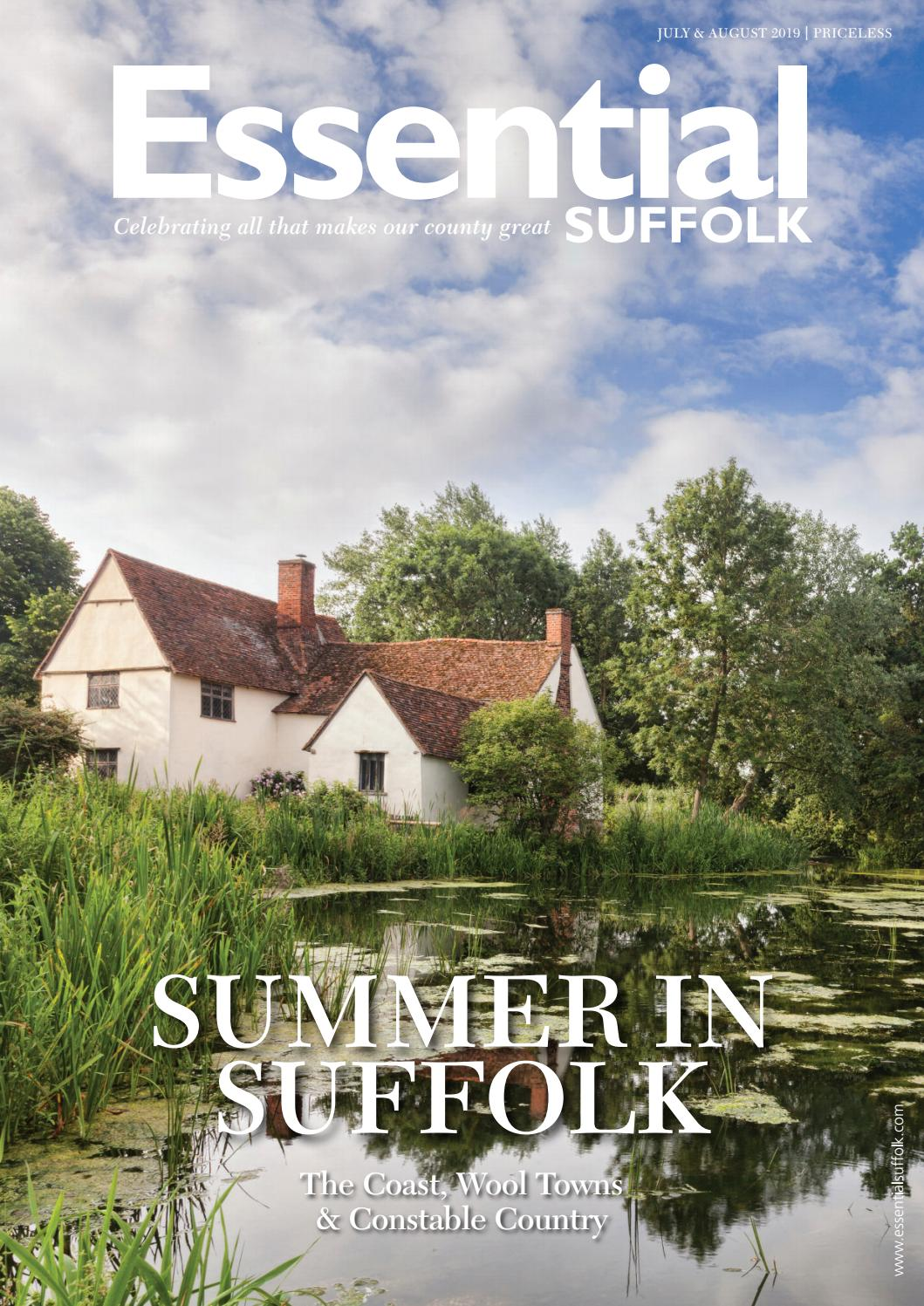 Essential Suffolk July and August 2019 by Achieve More Media - issuu