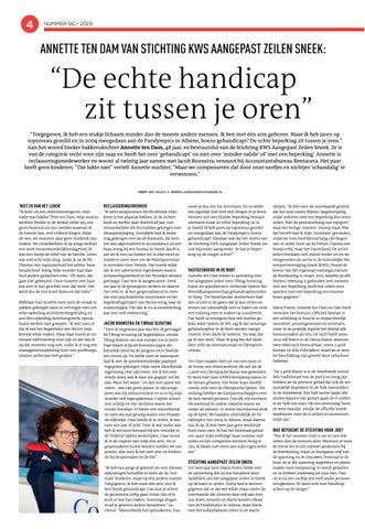 """Page 4 of Annette ten Dam """"De echte handicap zit tussen je oren"""""""