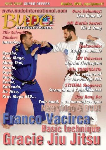 Martial Arts Magazine Budo International 385 – July – 2019
