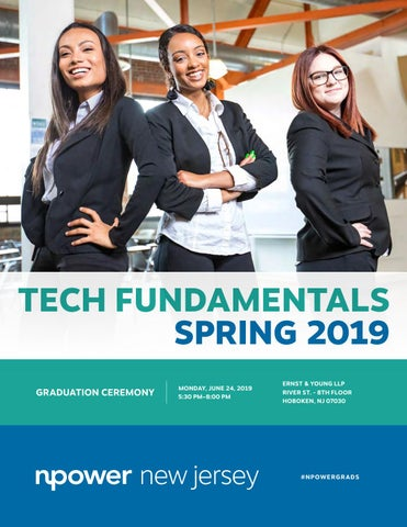 NPower New Jersey Tech Fundamentals Spring 2019 by NPower - issuu