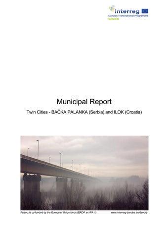 Municipal Report_Bačka Palanka / Ilok