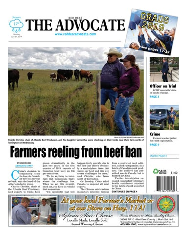 079806cafd6 Red Deer Advocate, June 27, 2019 by Black Press Media Group - issuu