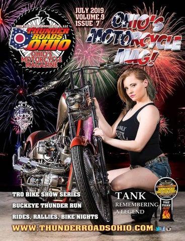 Thunder Roads Ohio July 2019 by Thunder Roads Ohio Magazine