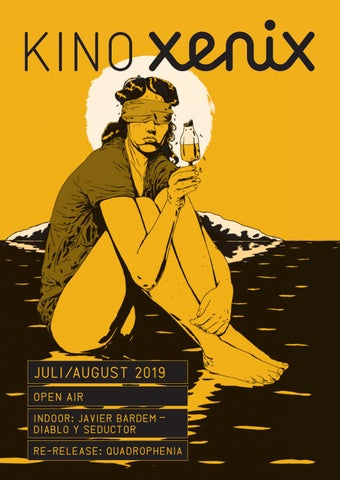 Programm Juliaugust 2019 By Kino Xenix Issuu