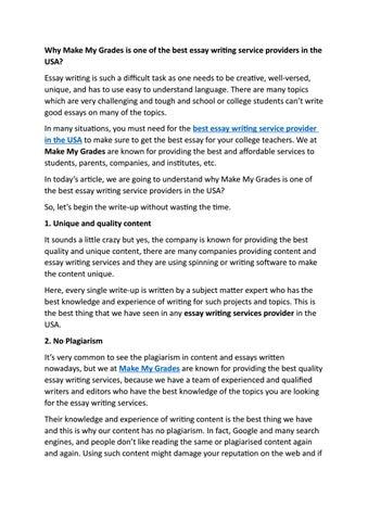 help writing best creative essay on usa