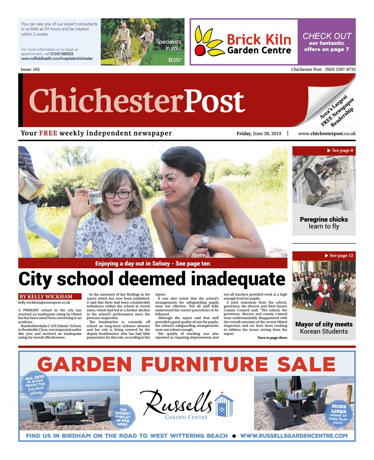 Chichester Post Issue 165 by Post Newspapers - issuu