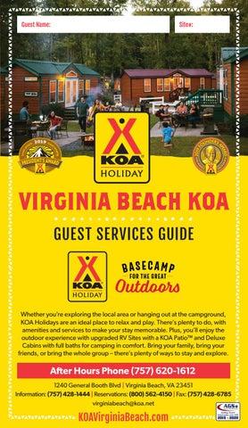 Virginia Beach Koa By Ags Texas Advertising Issuu