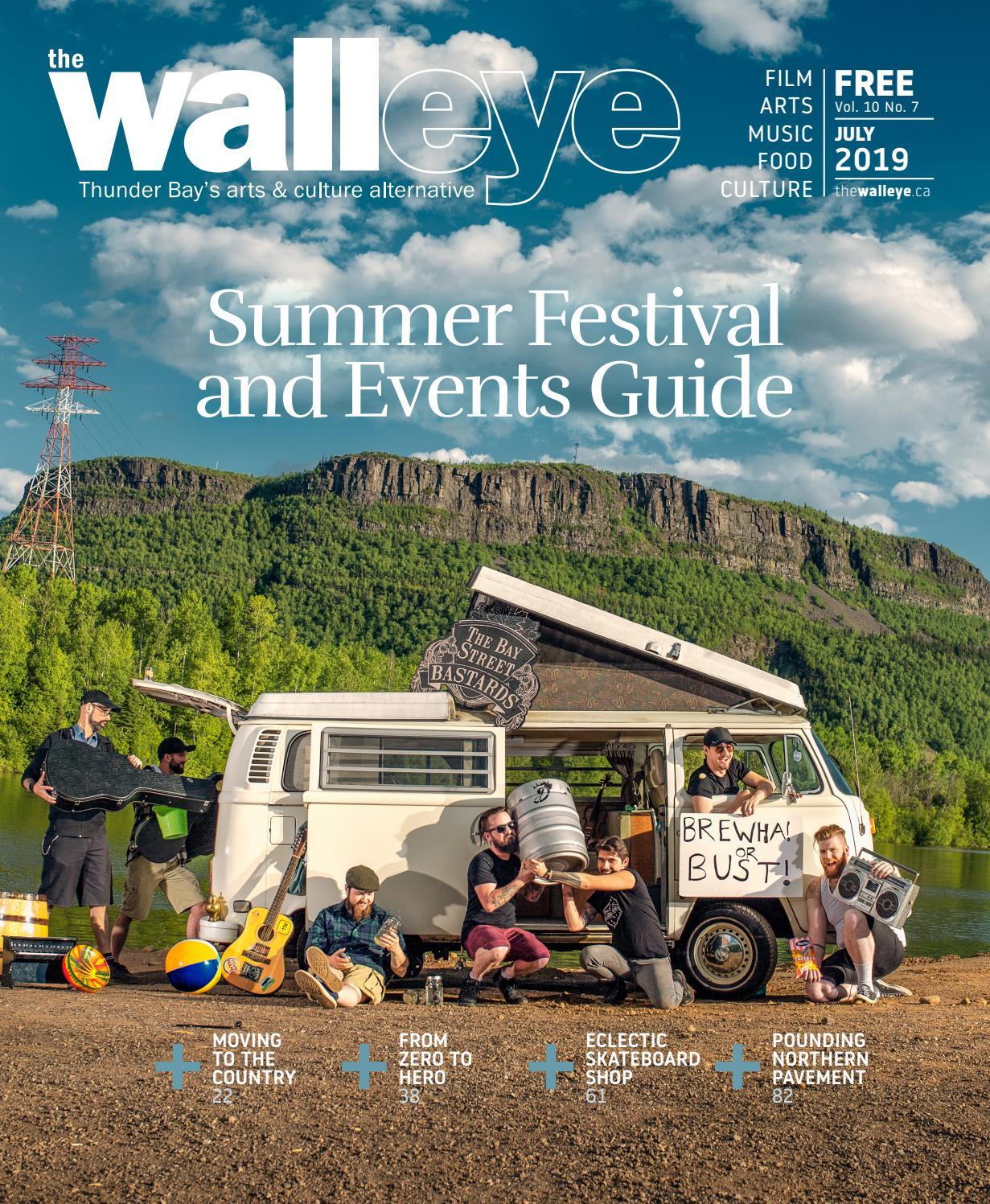 July 2019 by The Walleye Magazine - issuu