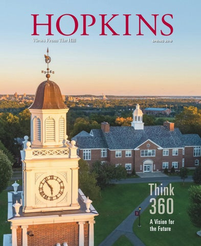 Views from the Hill - Spring 2019 by Hopkins School - issuu