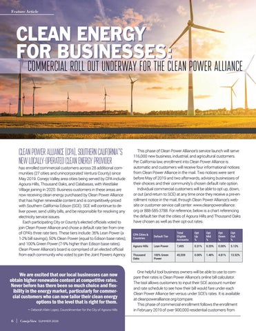 Page 8 of Clean Energy For Businesses