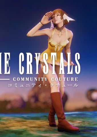 Page 35 of Community Couture: Light of the Crystals