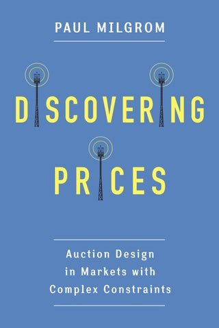 Discovering Prices, by Paul Milgrom (introduction) by