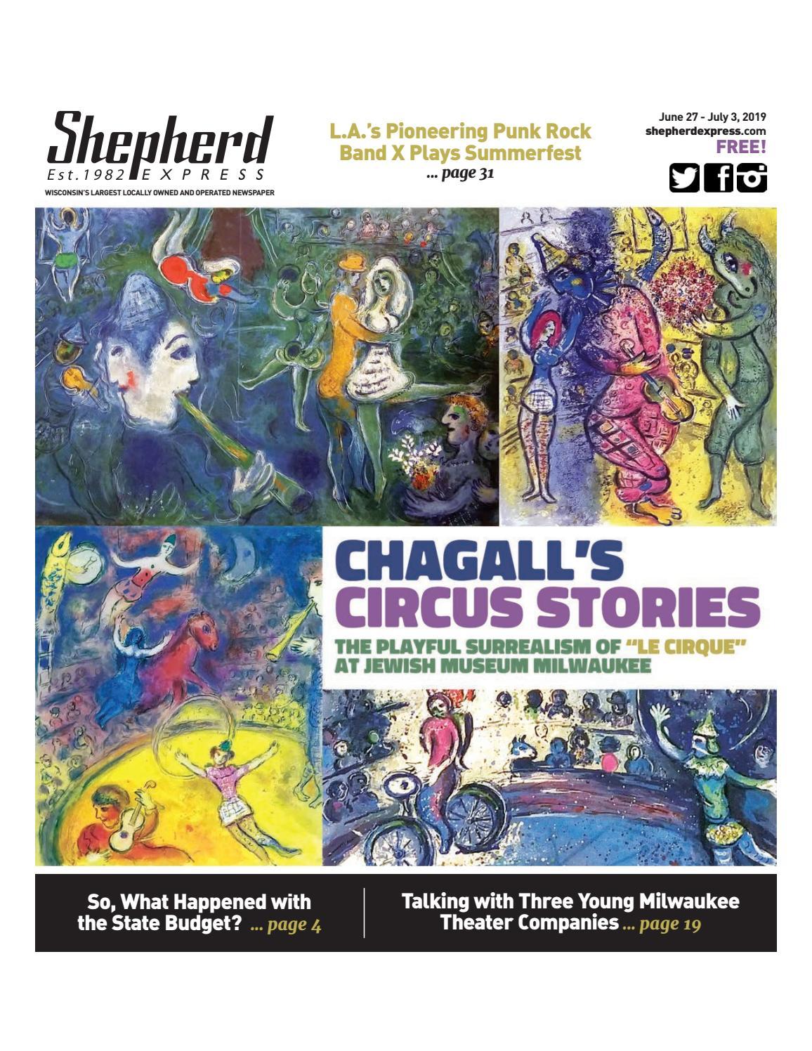 Print Edition: June 27, 2019 by Shepherd Express - issuu