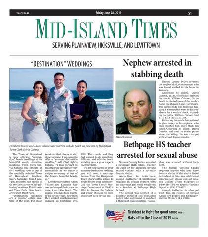 Mid-Island Times (6/28/19) by Litmor Publishing - issuu